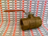 BALL VALVE 1-1/4INCH CWP 600 -- 9302