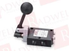 INGERSOLL RAND 5040-10-G ( VALVE MANUAL LEVER CONTROL 1/8INNPT 150PSI 4WAY ) -- View Larger Image