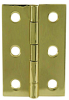 Narrow Non-Removable Pin Hinge -- 13928