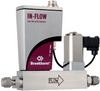HIGH PRESSURE Series Digital Gas Mass Flow Meters & Controllers -- IN-FLOW F-221MI