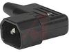 Cord Plug Assembly; 10 A; 250 VAC; 10 Megohms (Min.) @ 500 VDC; 2 kV @ 50 Hz -- 70080656 - Image