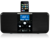 Home Audio, Radio -- Duo-i plus AM/FM Stereo Radio with iPhone iPod Dock