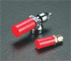 Long-Threaded Connector Caps - RCL SERIES -- RCL-22