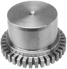 T-Tapered Steelflex Reborable Coupling Hub -- 1090T HUB RB