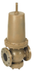 Super Cap. Water Press. Reducing Valve -- Series 2300