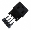 Power Entry Connectors - Inlets, Outlets, Modules -- 208979-2-ND - Image