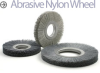 Abrasive Nylon Wheel Brushes -- BMC-30AY