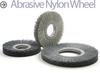 Abrasive Nylon Wheel Brushes -- BMC-13AY