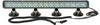 LED Light Emitter w/ Magnetic Mount - Extreme Environment - 10800 Lumen - 9-42VDC - 60, 3-Watt LEDs -- LEDLB-60E-M