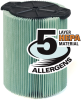 5-Layer Allergen Filter