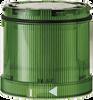 Stack light solid light element -- VAZ-LAMP-70MM-GN -- View Larger Image