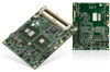 COM Express Type 2 CPU Module with Onboard Intel Core i7/ i5/ Celeron Processor -- COM-QM57