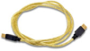 USB 2.0, TYPE A-B CONNECTOR CABLE 15 FT LENGTH -- USB-CBL-AB15 -- View Larger Image