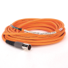 MP-Series 12m Length Power Cable -- 2090-CPWM7DF-14AF12 -Image