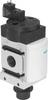Shut off valve -- MS6N-EE-3/8-10V24-Z -- View Larger Image