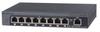 Netgear FVS318G ProSafe 8-port Gigabit VPN Firewall - 5x VPN -- FVS318G100NAS