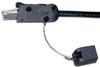 ProShell RJ45 backshell & cap -- CD-PRJOBK10T