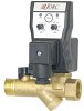 Combo Integrated Strainer/Ball Valve Drain Assembly