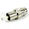 BNC Female (Jack) to RCA Male (Plug) Adapter -- SM6140 - Image