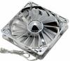 Aerocool Turbine 1000 Silver 120mm LED Fan -- 130898 -- View Larger Image