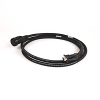 N-Series 4 m Length Motor Feedback Cable -- 2090-UXNFBN-S04