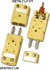 High Temperature Standard Connectors -- HSTW & HFSTW