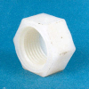 Threaded Cap Nylon Fitting 3/4