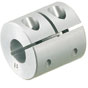 Couplings - Inch, Rigid -- U-CPRC25