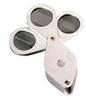 Edmund Machinist's 3-Lens Magnifier -- NT38-331