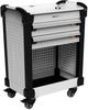 MultiTek Cart 2 Drawer(s) -- RV-GB37A2U008B -Image