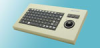KIT6000 Series NEMA 12 Sealed Industrial Keyboard with 1.3