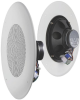 200 mm (8 in) Commercial Series 20W Ceiling Speakers -- 80243