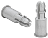 SNAP-TOP Standoffs - Types SSA, SSC, SSS - Metric -- SSS-4MM-14ZI -- View Larger Image