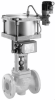 Pneumatic Piston Actuator -- Type 3275 - Image