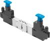 Regulator plate -- VABF-S3-2-R4C2-C-10 -Image