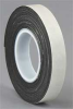 Dbl Coated Foam Tape,3/4 In x 5 Yd,Black -- 15C235