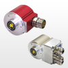 Integrated Coupling - Absolute Programmable Encoder COK 58mm