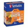 Verbatim UltraLife Gold Archival Grade - 5 x DVD-R - 4.7 GB -- 96320