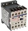 CONTACTOR, MINIATURE, UP TO 10 HP AT 575/600 VAC 3-PH., 24 VAC CTRL., 1 NO AUX. -- 70007250 - Image