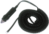 12 V Coiled Cord Set -- ZA5074-B