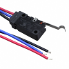 Snap Action, Limit Switches -- Z8848-ND