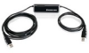 IOGEAR USB Laptop KVM Switch -- GCS661U