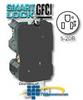 Leviton 20 Amp Commercial Grade Smartlock GFCI Receptacle.. -- 8898
