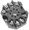 AMPERITE - 8-PIN-SM - Relay Socket -- 294654 - Image