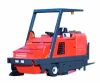 Sweeper Scrubber Combo, PowerBoss® -- COMMANDER T82