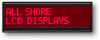 LCD Character Display Module -- ASI-G-162AS-LJ-ERS/W