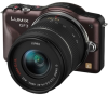Panasonic Lumix DMC-GF3 12.1 Megapixel Mirrorless Camera .. -- DMC-GF3KT - Image