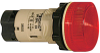 Unibody LED Indicator Plastic Pilot Lights -- 3PLBR4L-110 -Image