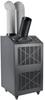SmartRack Portable Server Rack Cooling Unit - 18,000 BTU, 208/240V -- SRCOOL18K - Image