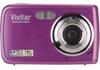 Vivitar ViviCam 7024 7.1 Megapixel Compact Camera - Grape -- V7024GRAPE